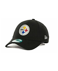 New Era Pittsburgh Steelers First Down 9FORTY Cap