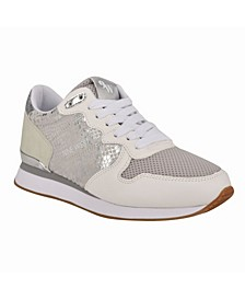 Women's Banx Lace Up Sneakers