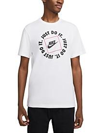 Men's Sportswear JDI Circle Logo Graphic T-Shirt