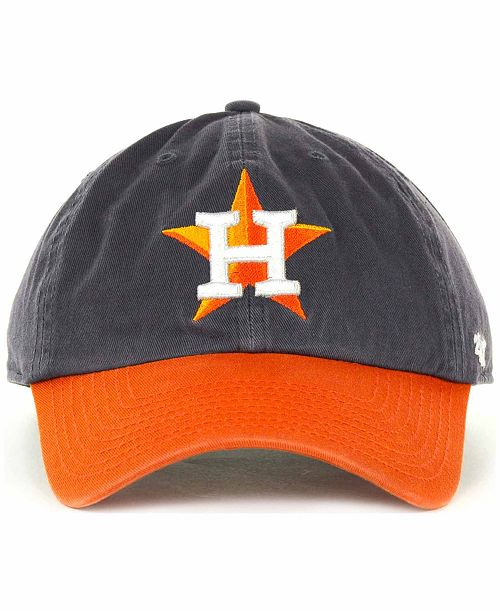 68412c1a30e19 47 Brand Houston Astros Clean Up Hat   Reviews - Sports Fan Shop By ...