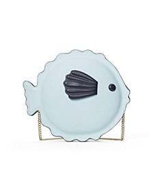 Puffy Puffer Fish Crossbody