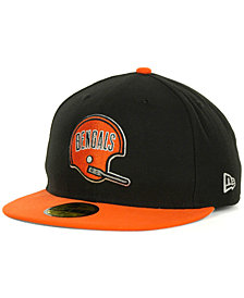 New Era Cincinnati Bengals Historic Basic 59FIFTY Hat
