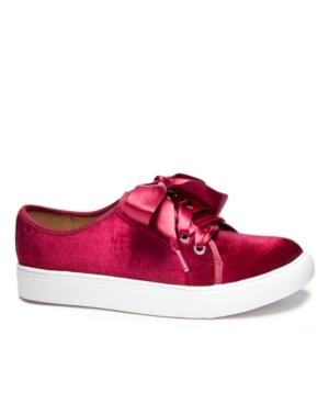 Women's Fillmore Velvet Sneakers Women's Shoes