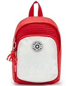 Coca-Cola Delia Compact Convertible Backpack