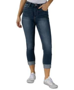 Jeans Juniors' Cropped Skinny Jeans