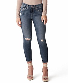 Avery High-Rise Skinny Crop Jeans
