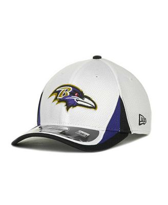 New Era Baltimore Ravens Training Camp 39THIRTY Stretch-Fitted Cap