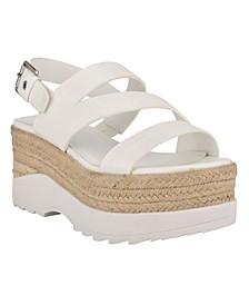 Women's Zakiya Espadrille Wedge Sandals