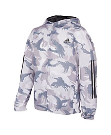 Big Boys Print Camo Wind Jacket
