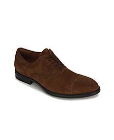 Men's Future pod Lace Up Cap Toe Oxford Shoe