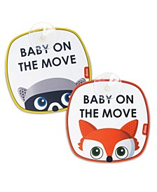 Baby On The Move, Pack of 2