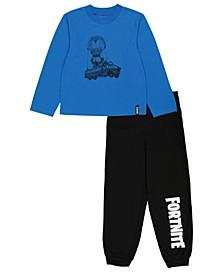Fortnite Big Boy 2 Piece Pajama Set