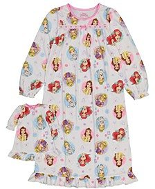 Disney Princess Big Girl Dorm Nightgown