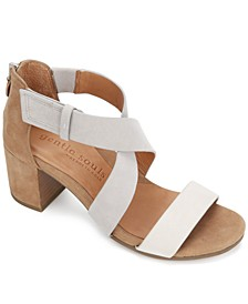 by Kenneth Cole Women's Charlene Crisscross Sandals