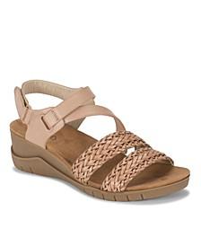 Celan Women's Wedge Sandal