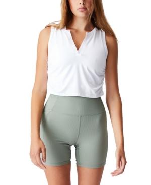 Cotton On Vests WOMEN'S V-NECK VESTLETTE TOP