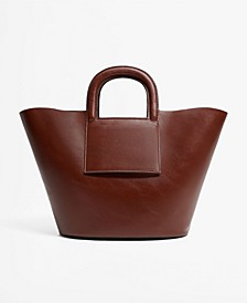 Women's Shopper Tote Bag