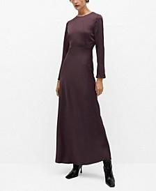 Women's Cut-Out Back Dress