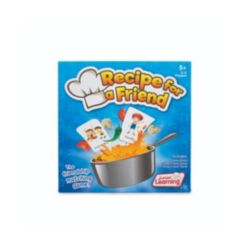 Junior Learning Recipe for a Friend - Educational Board Game