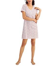 Cotton Printed Sleep Shirt, Created for Macy's