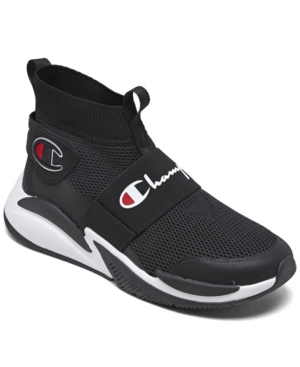 Champion MENS RALLY PRO XG CASUAL SNEAKERS FROM FINISH LINE