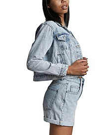 Women's Girlfriend Denim Jacket