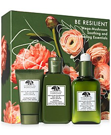 3-Pc. Limited Edition Be Resilient Mega-Mushroom Soothing & Strengthening Essentials Gift Set