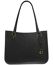 Tyler Leather Carryall