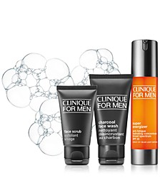 3-Pc. Clinique For Men Daily Energy + Protection Set, Created for Macy's