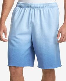 Men's Ombré Fleece Shorts