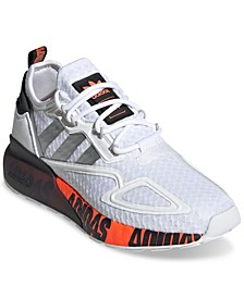 Boys ZX 2K Boost Running Sneakers from Finish Line