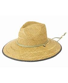 Men's Rush Straw Lifeguard Hat