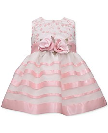 Baby Girls Ribbon Ballerina Dress
