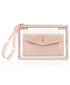 Receive a Free Pouch with any $100 purchase from the Michael Kors Gorgeous fragrance collection
