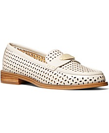 Finley Perforated Casual Loafers