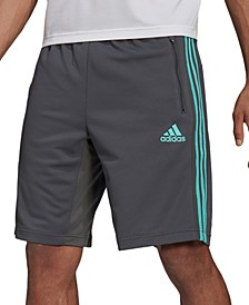 "Men's Designed 2 Move 10"" 3-Stripes Shorts"