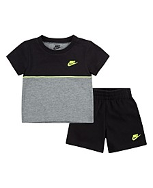 Baby Boys Short Set, 2 Pieces