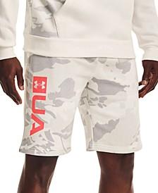 Men's Rival Fleece Camo Shorts