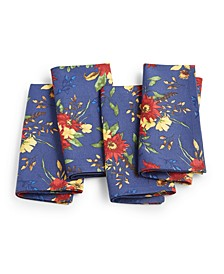Harvest Cotton Napkins, Set of 4, Created for Macy's