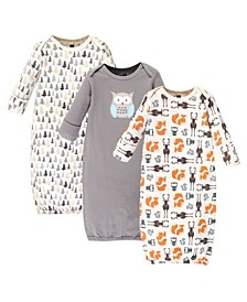Girls and Boys Gowns, Set of 3