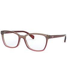 RX5362 Women's Butterfly Eyeglasses