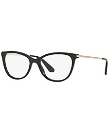 DG3258 Women's Butterfly Eyeglasses