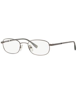 Bb 363 Men's Oval Eyeglasses