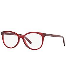 HC6138U Women's Phantos Eyeglasses