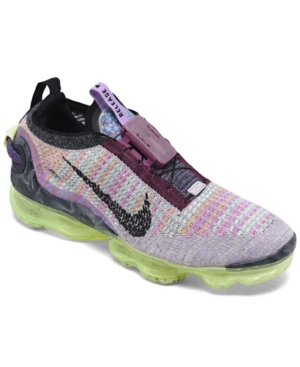 Nike Activewears WOMEN'S AIR VAPORMAX 2020 FLYKNIT RUNNING SNEAKERS FROM FINISH LINE