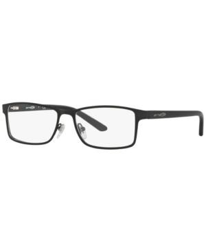 AN6110 Men's Rectangle Eyeglasses
