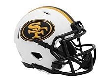 San Francisco 49ers Speed Lunar Eclipse Alt Mini Helmet