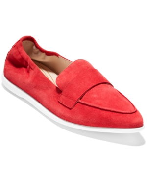 Cole Haan Loafers WOMEN'S GRAND AMBITION AMADOR FLATS