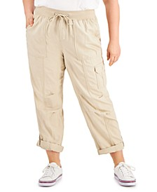 Plus Size Alton Cargo Pants