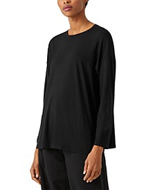 Crewneck Relaxed Top